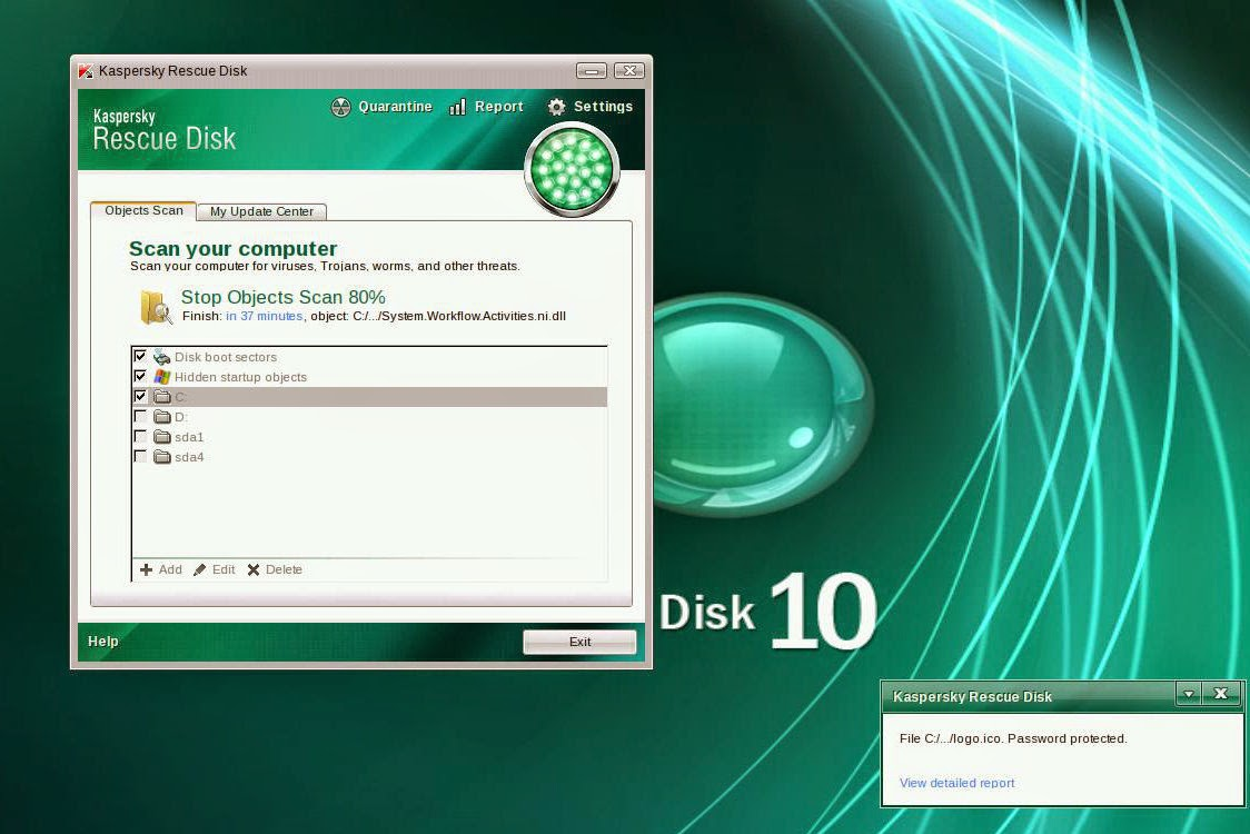 How to Install Antivirus in Laptop without Cd Drive?